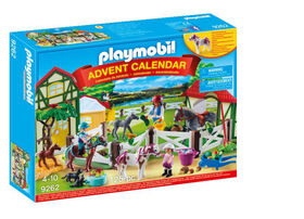 Playmobil - Advent Calendar - Horse Farm
