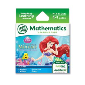 LeapFrog - Explorer Little Mermaid Learning Game English version - English Edition