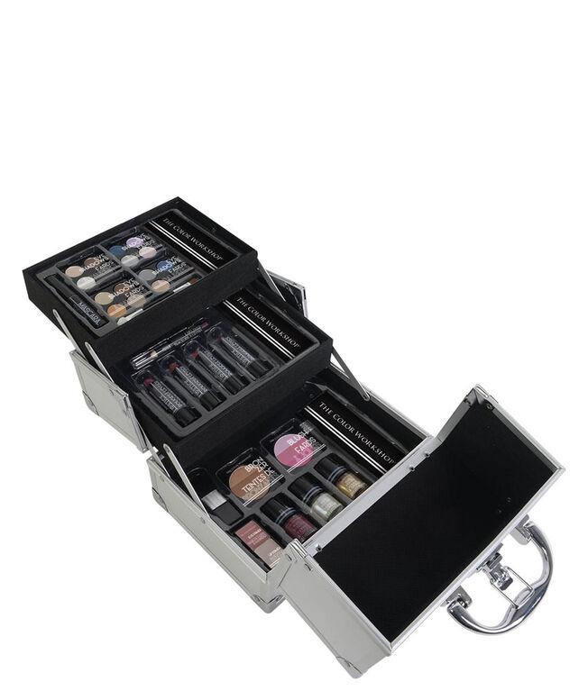 The Color Workshop -  Color Play Makeup Case