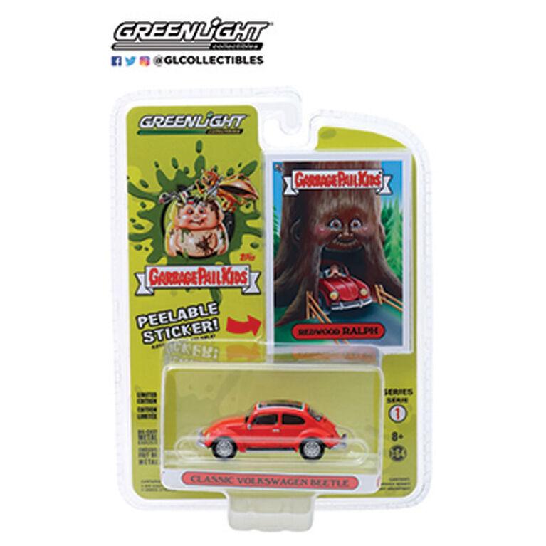 1:64 Greenlight  Pre - Classic Volkswagen Beetle