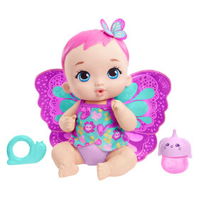 My Garden Baby Feed and Change Baby Butterfly Doll - R Exclusive