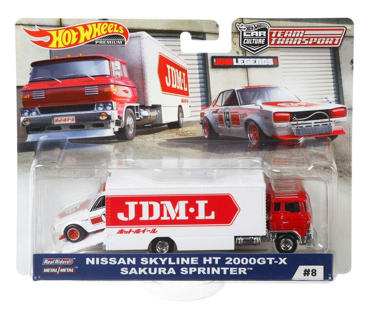 Hot Wheels Sakura Sprinter Vehicle