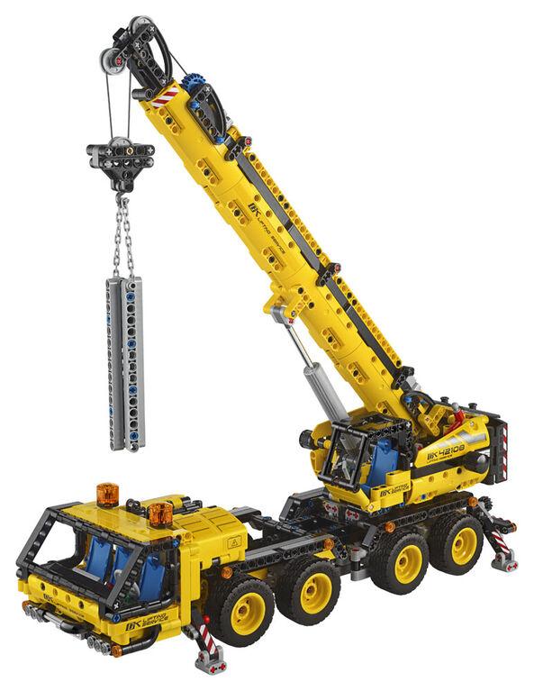 LEGO Technic La grue mobile 42108