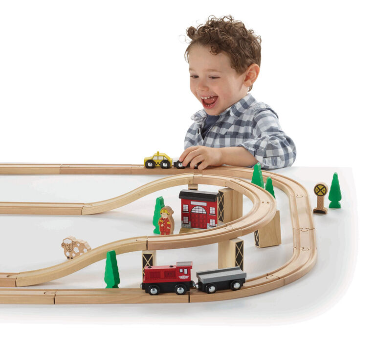 Imaginarium Express - Ensemble de rails d'extension Figure en 8