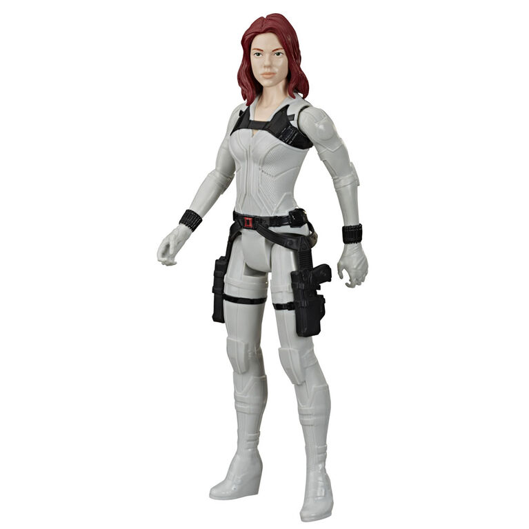Titan Hero Series Black Widow Action Figure