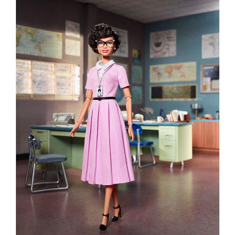 Barbie - Inspiring Women Series Katherine Johnson Doll - English Edition