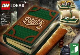 LEGO Ideas Pop-Up Book 21315