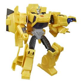 Transformers Bumblebee Cyberverse Adventures Action Attackers Warrior Class Bumblebee Action Figure