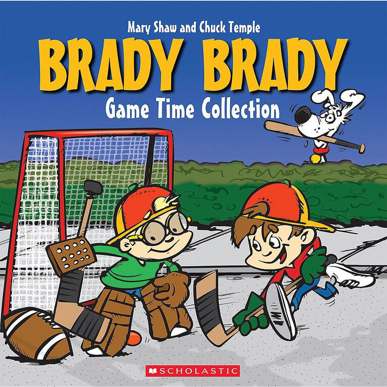 Brady Brady Game Time Collection - English Edition