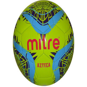 Mitre #4 Azteca Soccer ball - Green