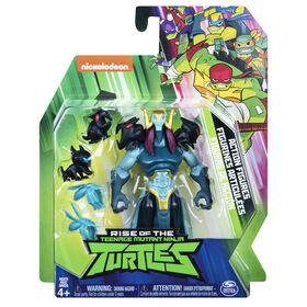 Rise of the Teenage Mutant Ninja Turtles - Baron Draxum Action Figure