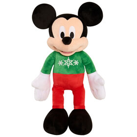 Mickey Mouse 2019 Holiday Plush