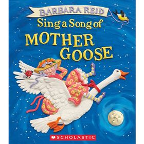 Sing a Song of Mother Goose - Édition anglaise