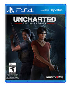 PlayStation 4 - Uncharted: The Lost Legacy