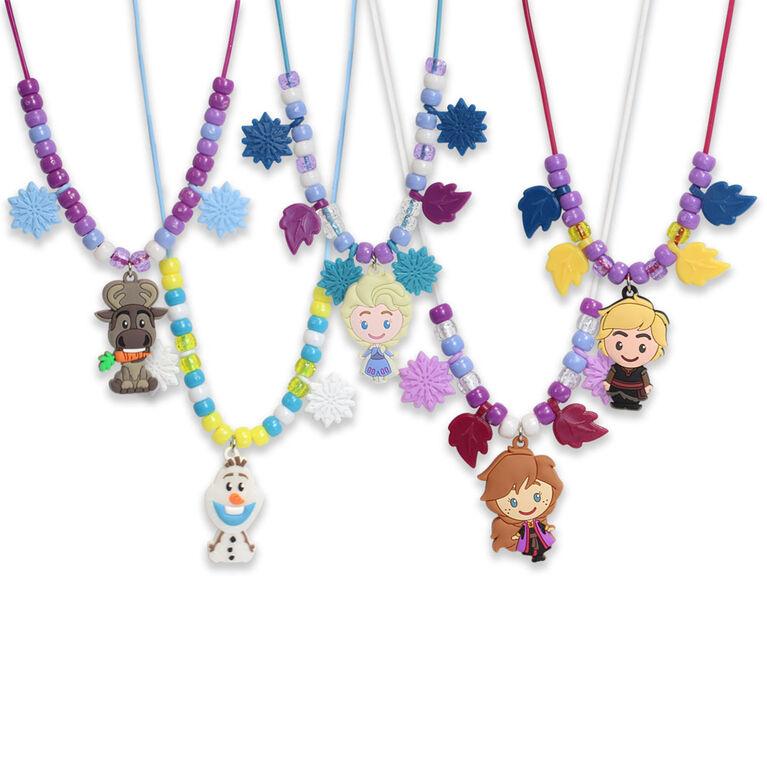 Frozen II Necklace Activity Set - English Edition