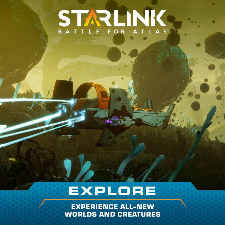 PlayStation 4 - Starlink: Battle For Atlas Starter Pack