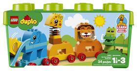 LEGO DUPLO My First Mon premier train des animaux 10863