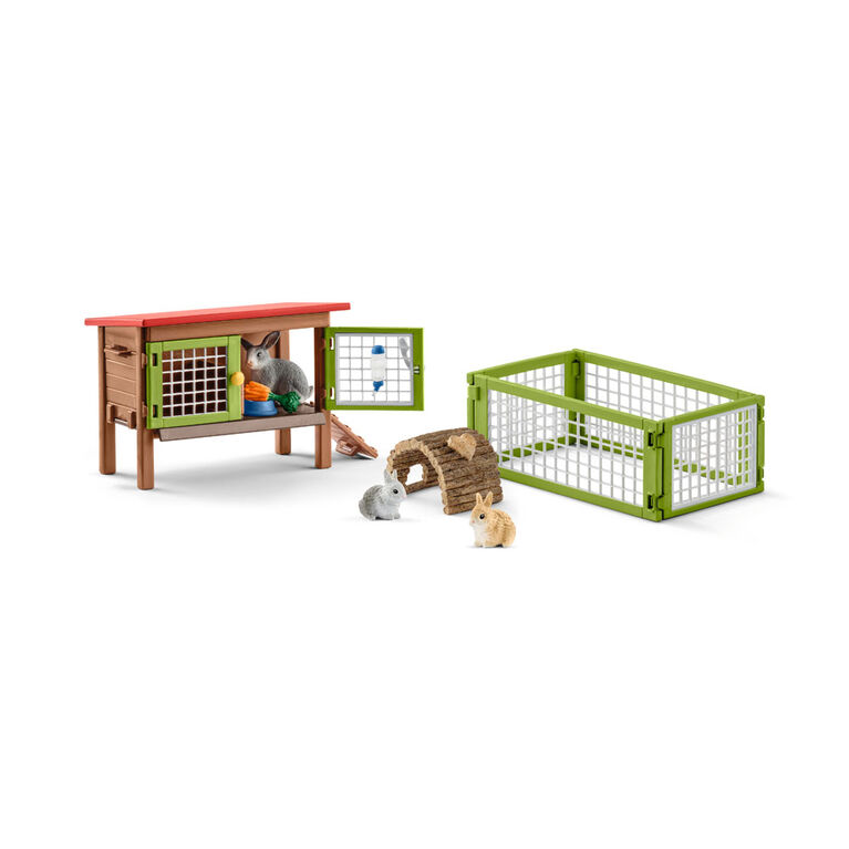 Farm World - Rabbit Hutch