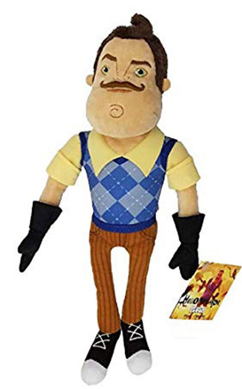 Hello Neighbor Plush