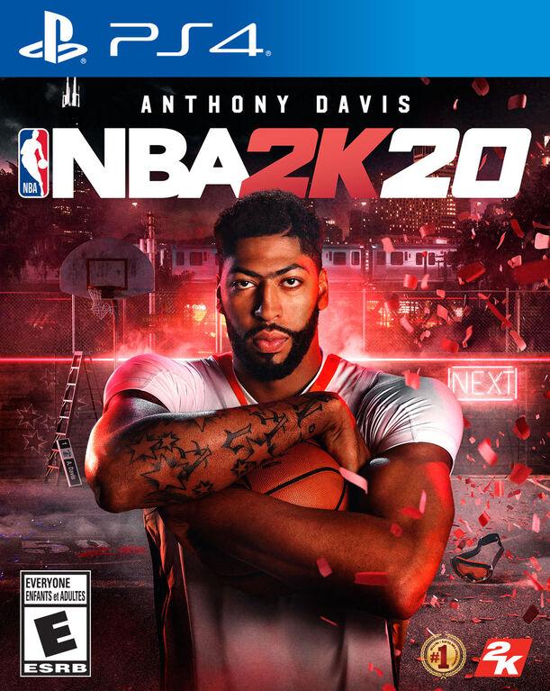 Playstation 4 NBA 2K20