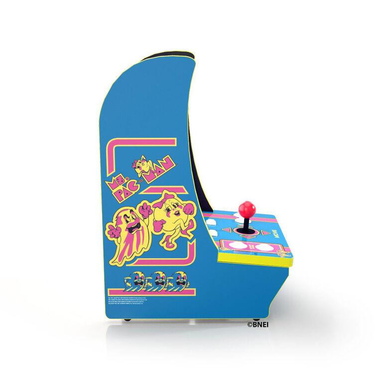 Arcade1UP MS. Contre-cade PAC-MAN
