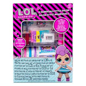 L.O.L. Surprise! Salon Style #HAIRGOALS - English Edition