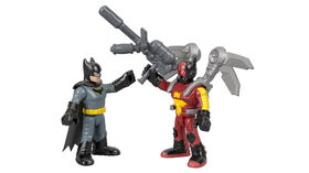 Fisher-Price Imaginext DC Super Friends Firefly & Batman