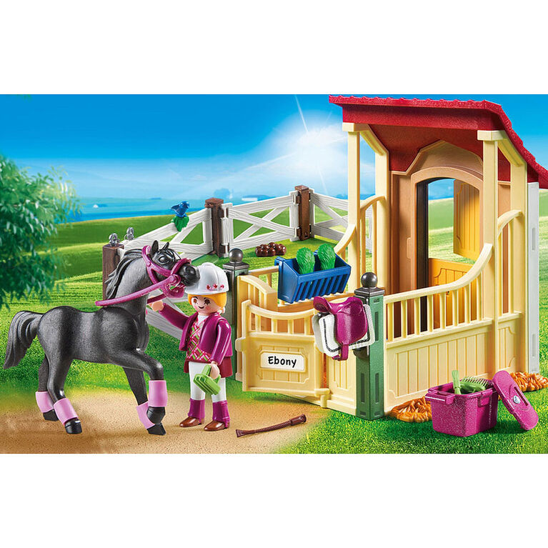 Playmobil - Horse Stable with Araber (6934)