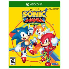 Xbox One - Sonic Mania Plus -  Xbox One