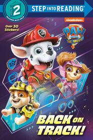 PAW Patrol: The Movie: Back on Track! (PAW Patrol) - English Edition