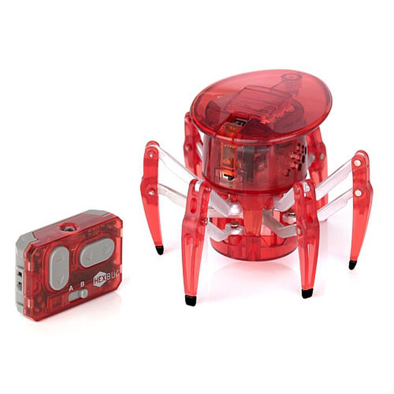 Hexbug - Spider - Red