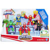 Playskool Heroes Marvel Super Hero Adventures - Puissante escouade