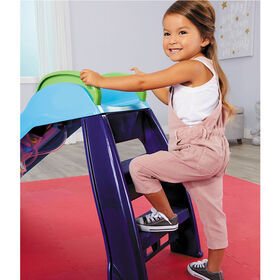 Little Tikes 2-in-1 Indoor-Outdoor Slide For Toddlers
