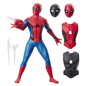Spider-Man: Far From Home Deluxe Web Gear Spider-Man with Sound FX