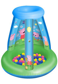 Peppa Pig Playland with 15 Balls