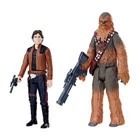Star Wars Han Solo Hero Series 2 - Pack - R Exclusive