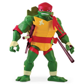 Rise of the Teenage Mutant Ninja Turtles - Figurine articulée géante Raphael.
