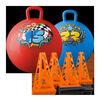 Ensemble Ballon-sauteur Course d'Hedstrom