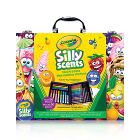 Crayola - Silly Scents Mini Inspiration Art Case