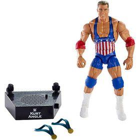 WWE Entrance Greats Elite Kurt Angle Action Figure
