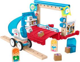 Wonder Builders Design System Delivery Depot