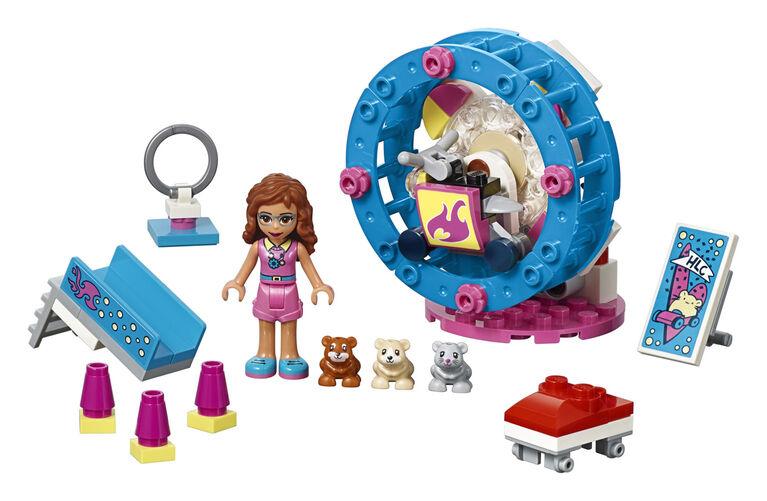 LEGO Friends Olivia's Hamster Playground 41383