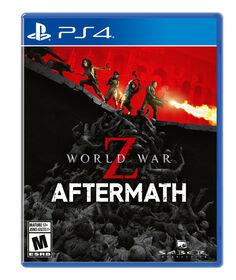 Playstation 4-World War Z: Aftermath