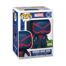 Funko POP! Marvel Spider-Man 2099 Bobble-Head Figurine - R Exclusive