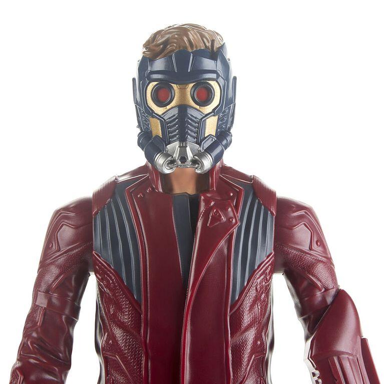Marvel Avengers Titan Hero Series Star-Lord with Titan Hero Power FX Port