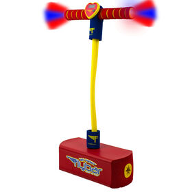 Flybar My First Foam Pogo Jumper (Red LED)