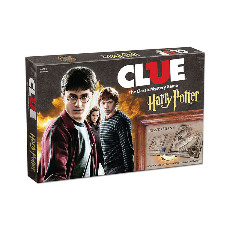 Clue Game: Harry Potter