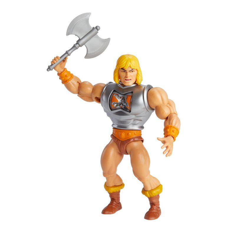 Masters of the Universe Origins Battle Armor He-Man Action Figure