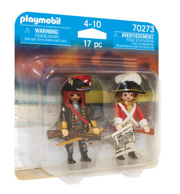 Playmobil - Pirate and Redcoat