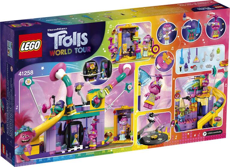 LEGO Trolls Vibe City Concert 41258 - R Exclusive